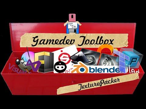GameDev Toolbox: Texture Packer