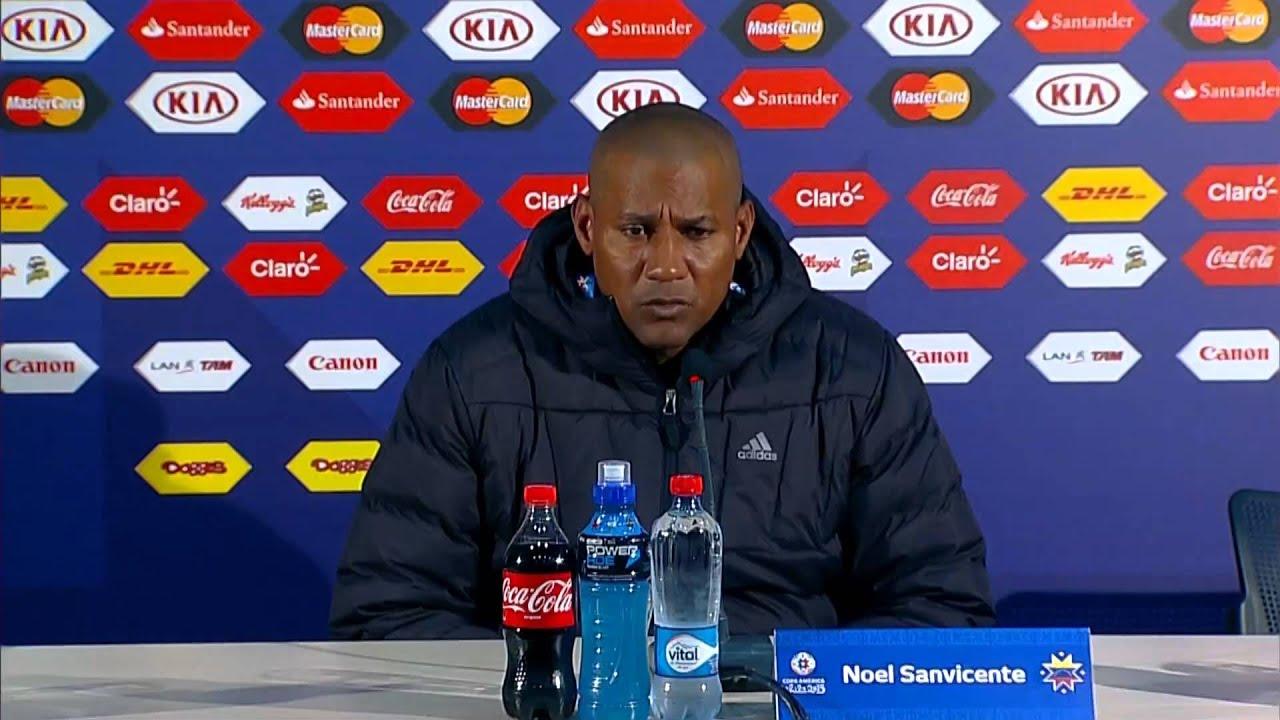 """FUTEBOL: Copa América 2015: Sanvicente: """"Temos time para ganhar do Brasil"""" #CopaAmericaChile2015"""