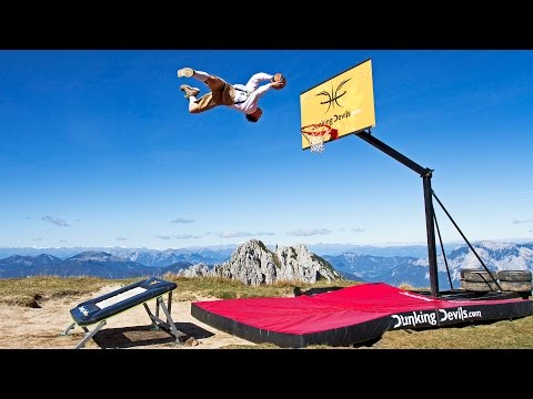 basket freestyle - schiacciate incredibili