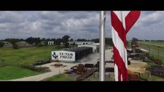 Madisonville (TX) United States  city photo : Texas Pride Trailers - Madisonville, Texas - 2016