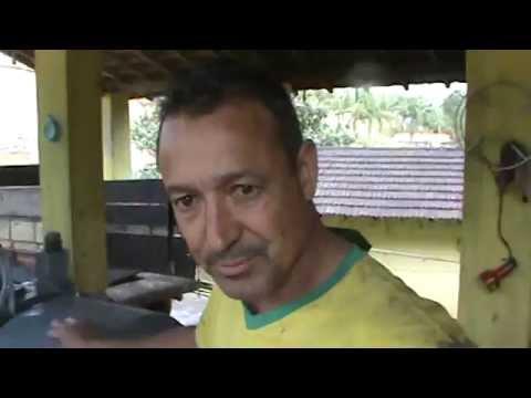 Tarcísio Ferreira mostra seu Alambique em Monte Alegre do Sul