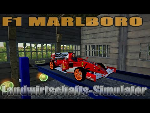 Marlboro F1 TFSG v1.0.0.0