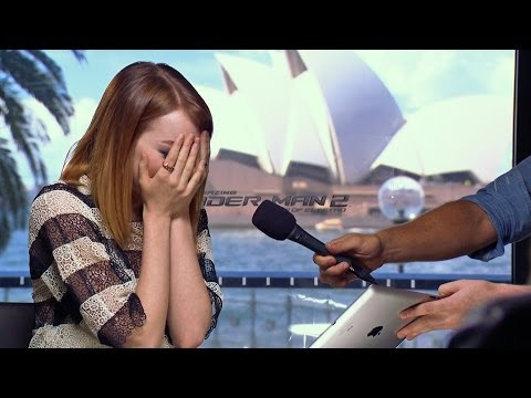 Emma Stone LOVES Spice Girls
