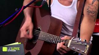 Asaf Avidan - Love it or leave it - Le Live - YouTube