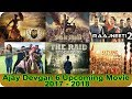 Ajay Devgan 6 Upcoming Movie 2017 - 2018 With Movie Cast and Release Date