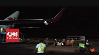 Video Breaking News! Pesawat Lion Air Senggol Tiang Bandara Bengkulu, Ini Penuturan Saksi Mata MP3, 3GP, MP4, WEBM, AVI, FLV Januari 2019