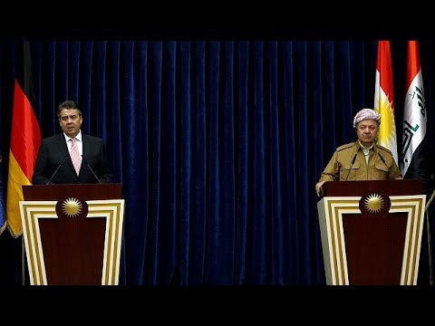 Στο Ιράκ ο Γερμανός υπουργός Εξωτερικών