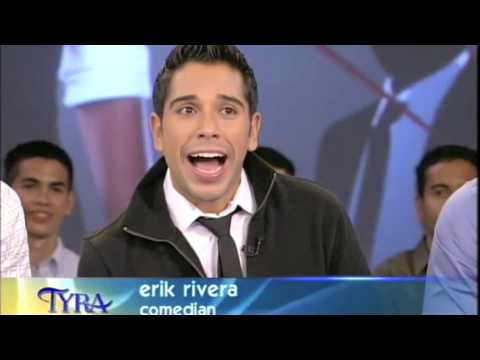 Erik Rivera - TYRA Men's Edition
