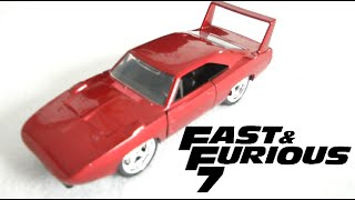 Nonton Furious 7 Die-Cast Cars from Jada Toys Film Subtitle Indonesia Streaming Movie Download