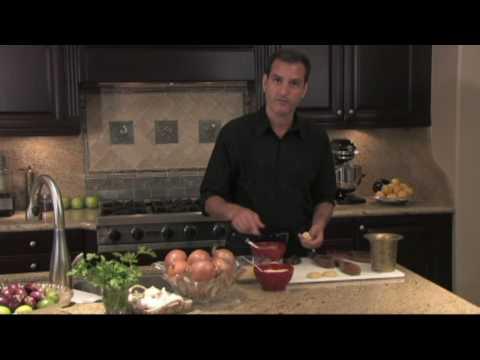 Maamoul - Semolina Date Cookies (видео)