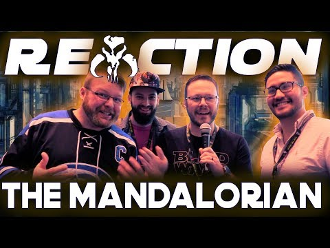 Star Wars: The Mandalorian Panel DISCUSSION!!