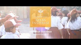 Kelas Inspirasi Surabaya - SDN Jeruk 1