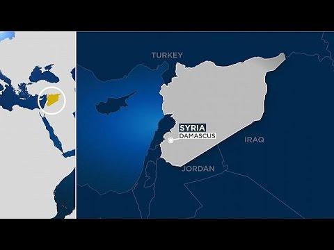 Ισχυρή έκρηξη σε δεξαμενή καυσίμων στο αεροδρόμιο της Δαμασκού