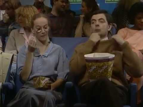 Mr Bean - At the Cinema