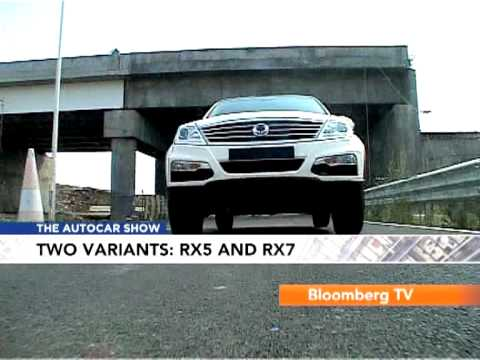 2012 Mahindra SsangYong Rexton | Comprehensive Review | Autocar India