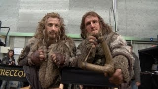 The Hobbit Trilogy - Production Video #12 [HD]