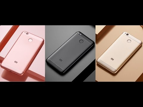 Xiaomi Redmi 4X ITA, Video Recensione