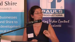 NBN Event - Mariam Chizari - Local Manager NSW – Metro South, nbn Co.
