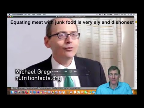 Low carb diet - Top vegans bash low-carb diets but don't tell you the full story and other misinfo..
