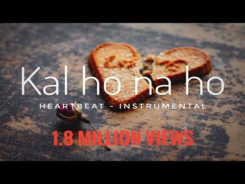 Video Kal ho na ho (Heartbeat) Piano download in MP3, 3GP, MP4, WEBM, AVI, FLV January 2017