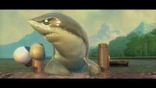 Video Kartun lucu mancing ikan hiu MP3, 3GP, MP4, WEBM, AVI, FLV Maret 2018