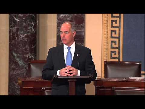Senator Casey Discusses Impact of Fiscal Cliff on Middle Class Famlies