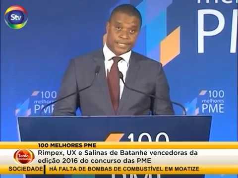 Vencedores da Quinta edição | Prémio 100 Melhores PME | Peça Informativa- STV