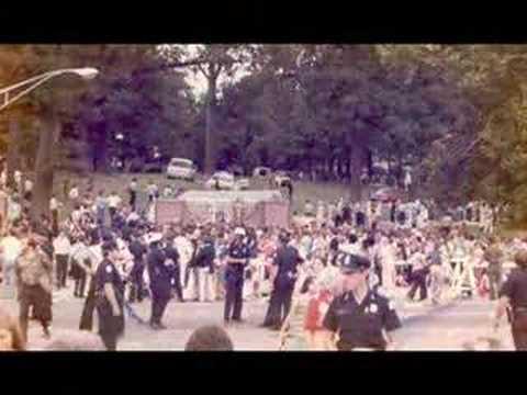 Elvis Presley funeral