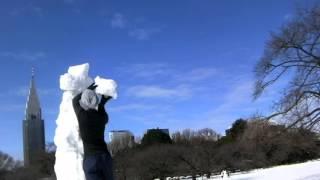 店舗PV雪遊び@歌舞伎町PUZZLE