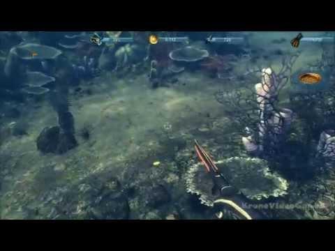 Le Jeu vidéo de chasse sous-marine : Depth Hunter 2
