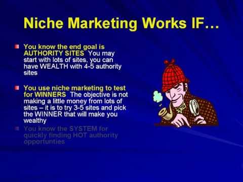 Top Internet Marketing Method For Niche Marketing