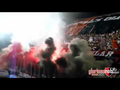 Recibimiento Newell's 1   Godoy Cruz 1 - La Hinchada Más Popular - Newell's Old Boys