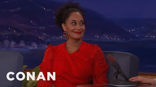 """CONAN Highlight: """"Thin lips, straight hair, then it's a big butt, then it's a small butt — you can't keep up and it's arbitrary."""" - Tracee talks beauty standardsMore CONAN @ http://teamcoco.com/videoTeam Coco is the official YouTube channel of late night host Conan O'Brien, CONAN on TBS & TeamCoco.com. Subscribe now to be updated on the latest videos: http://bit.ly/W5wt5DFor Full Episodes of CONAN on TBS, visit http://teamcoco.com/videoGet Social With Team Coco:On Facebook: https://www.facebook.com/TeamCocoOn Google+: https://plus.google.com/+TeamCoco/On Twitter: http://twitter.com/TeamCocoOn Tumblr: http://teamcoco.tumblr.comOn YouTube: http://youtube.com/teamcocoFollow Conan O'Brien on Twitter: http://twitter.com/ConanOBrien"""