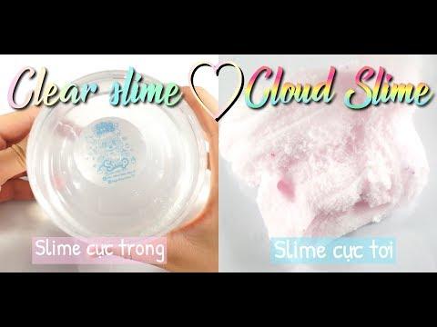 Big Restock 8/4 | Slime trong và cloud slime cực cute :3 - Thời lượng: 4:16.