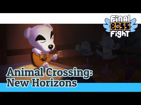 Video thumbnail for K.K. Slider Live! Animal Crossing New Horizons – Final Boss Fight Live