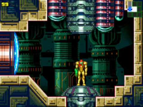 Metroid: Zero Mission #1
