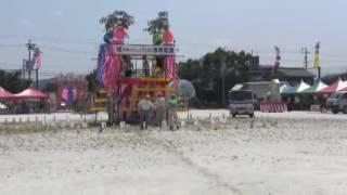 羽黒H28夏祭り1・会場するすみ広場