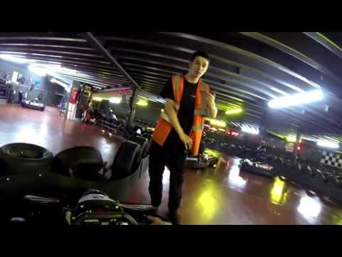 atdlimited - The Walk of Shame at TeamSport Karting London Bridge.
