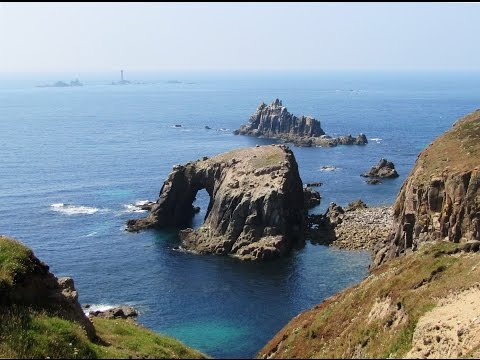 Land's End from Porthcurno round | cornwall  Walks