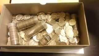 70+ OZ's of 90% Constitutional Junk Silver Coins - GOT JUNK?