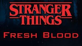 Stranger Things - Fresh Blood - Microkorg Cover