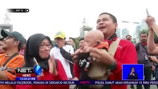 Video 150 Ribu Orang Ikut Serta Dalam Konvoi Kemenangan Persija- NET 12 MP3, 3GP, MP4, WEBM, AVI, FLV Desember 2018