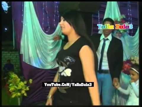ثلاث راقصات صورايخ فتاكة اجسام نااار رقص شعبى اخر دلع فرح شعبى للكبار فقط 2014   Yalla Dala3 (видео)