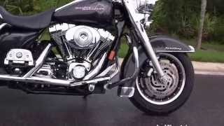 9. Used 2005 Harley Davidson Road King Bagger for sale in Florida