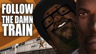 FOLLOW THE DAMN TRAIN CJ | СИДОДЖИ ШОУ
