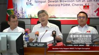 GERAKAN Gerakan Moving With Penang HD