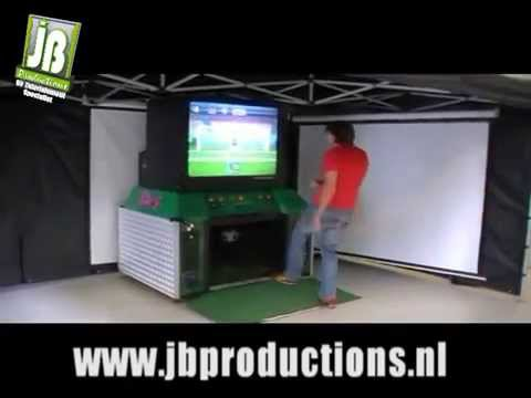 Video van Simulatoren deal  - Voetbal Simulator - Jetski Simulator - Motor Race Simulator | Attractiepret.nl