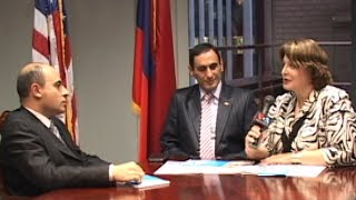 Interview with members of the Union of Armenians of Ukraine