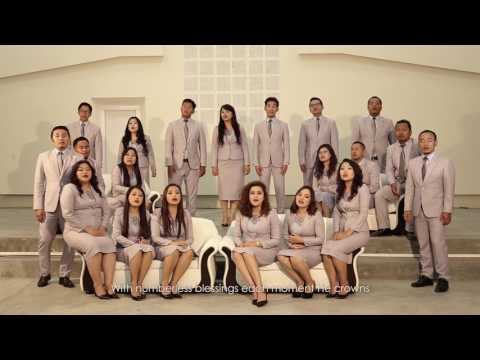 BESY Choir - He hideth my soul