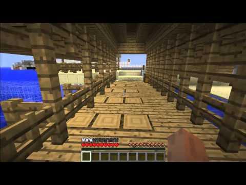 Minecraft СЕРИАЛ ОТДЫХ НА КУБЕ